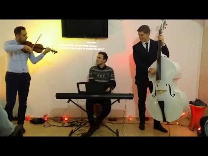 Embedded thumbnail for A Quartz Band karácsonyi előadása
